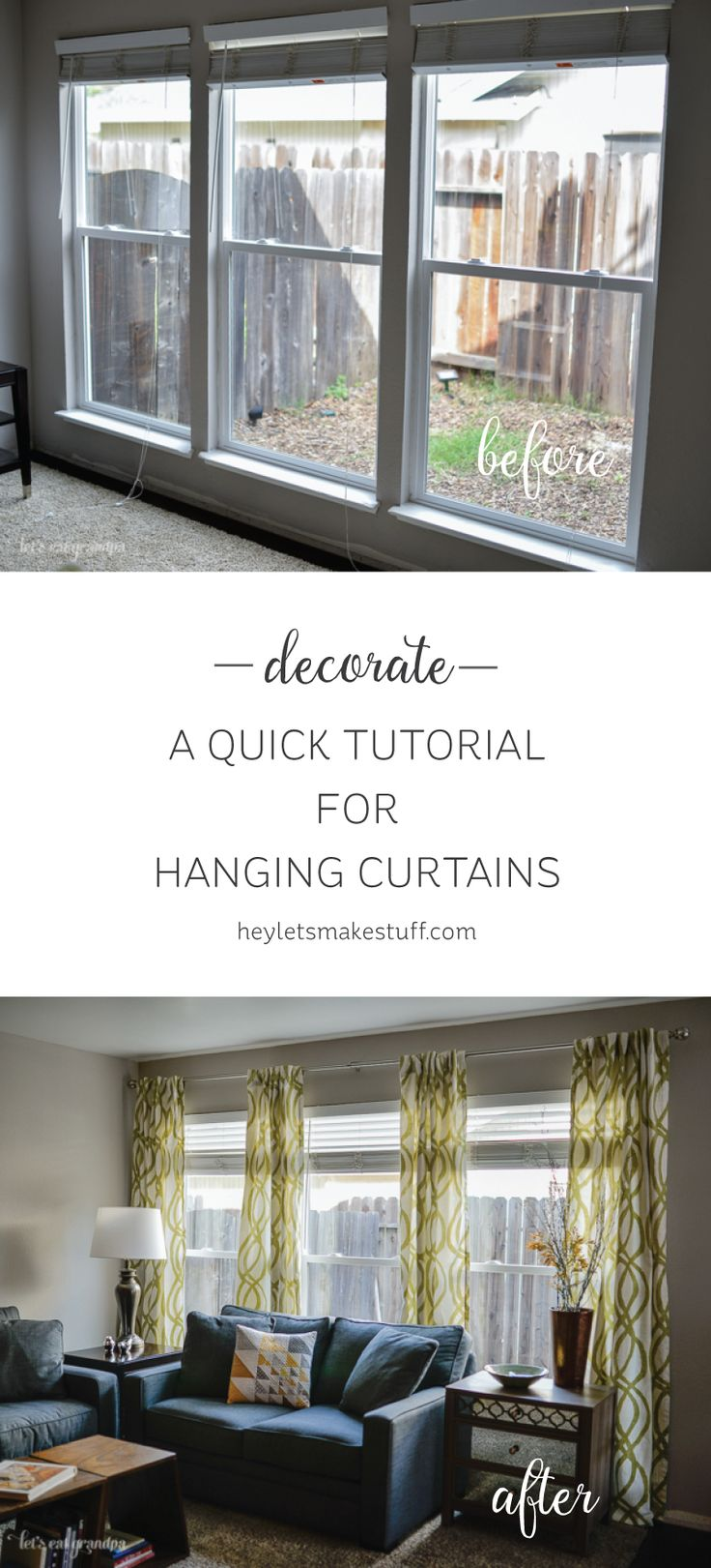 best 25 how to hang curtains ideas only on pinterest hang