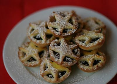 Mince Pies norsk oppskrift