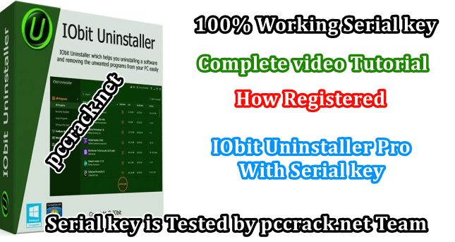 IObit Uninstaller Pro 6.2.0.934 Serial key With this ...