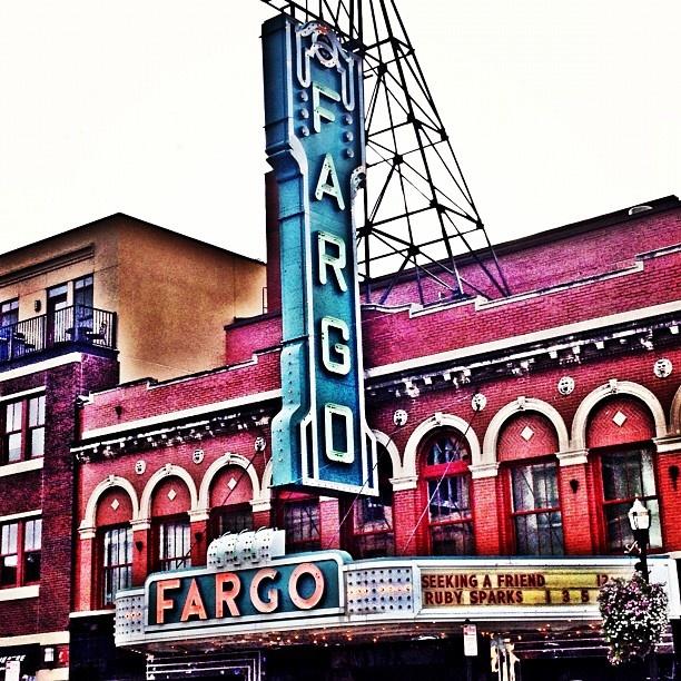 #Fargo Theatre! Such a great Fargo landmark!