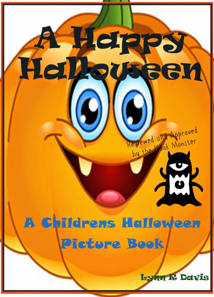 A Happy Halloween: A Children's Halloween Picture Book - Book Monster Review