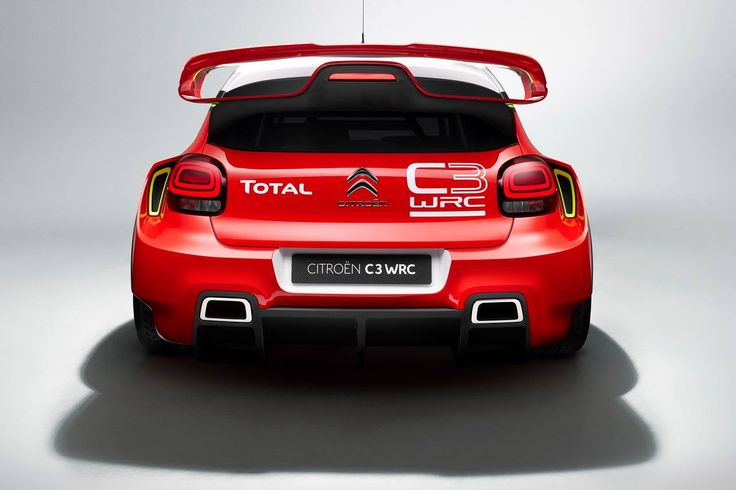 Concept C3 WRC 2017
