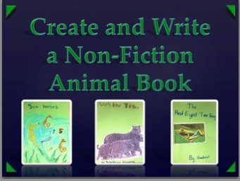 Create and Write a Non-fiction Animal Book. This is a project where students create and write their own nonfiction book about an animal.   After learning about animal classification and non-fiction features, this project is a great and fun way for the students to demonstrate what they have learned. I have used it in my class for the past few years and the students love working on it and displaying the finished book. $