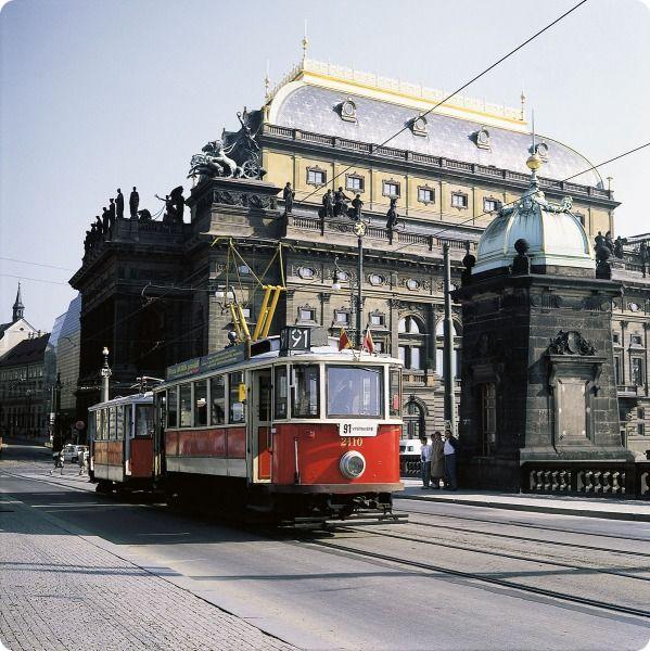Nostalgická tramvajová linka 91