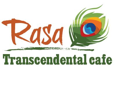Rasa Transcendental Cafe, Burnaby logo design
