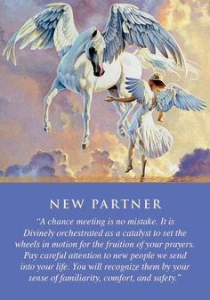 Oracle Card New Partner | Doreen Virtue | official Angel Therapy Web site