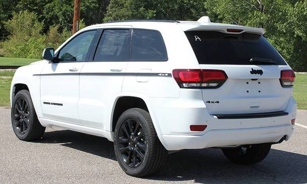 Jeep Grand Cherokee Side Stripes Pathway 2011 2020 3m Or Avery