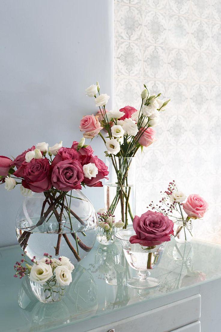 3 new ways with flower displays