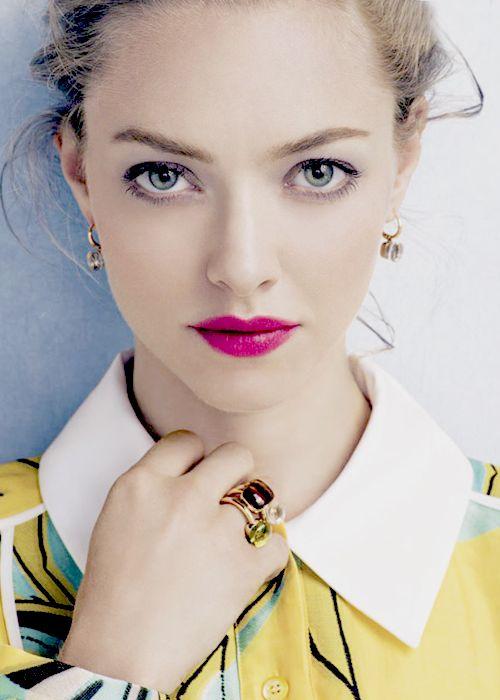 "amandamseyfrieddaily: "" ""Amanda Seyfried for Marie Claire - January 2016 "" """