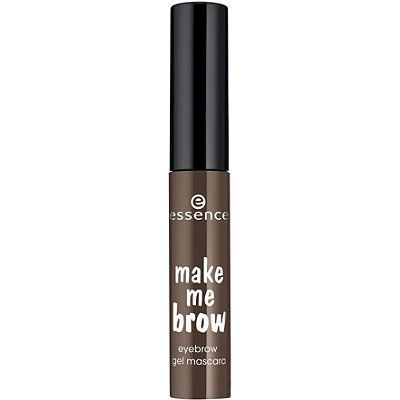 Essence Make Me Brow Eyebrow Gel Mascara Browny Brows 02 ; alleged dupe for Benefit Gimme Brow