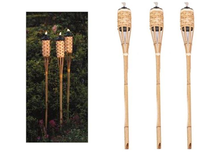 Toptan Bambu Mesale 60 cm Bambu Meşale istoç eminönü tahtakale toptan bambu meşale Bambu Meşale 60 CM Lik Bambu Bahçe Meşalesi ,