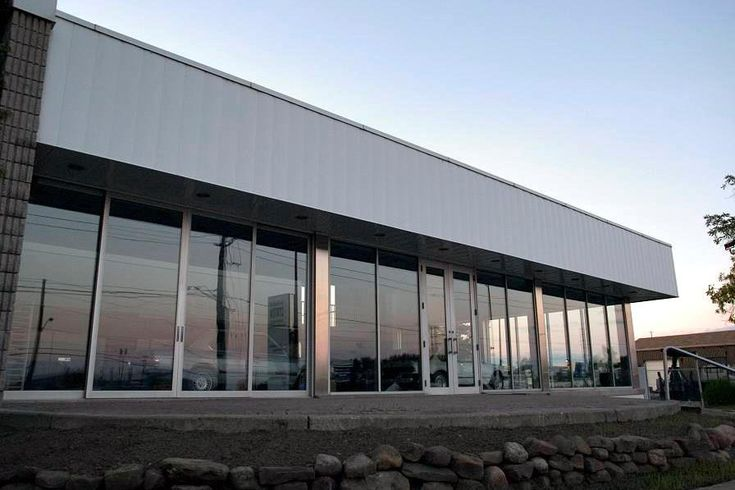 Abandoned BMW Dealership In Canada - http://barnfinds.com/abandoned-bmw-dealership-in-canada/