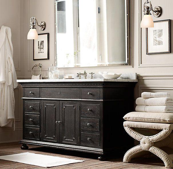 Bathroom Designs Restoration Hardware 17 best bath stools images on pinterest | restoration hardware