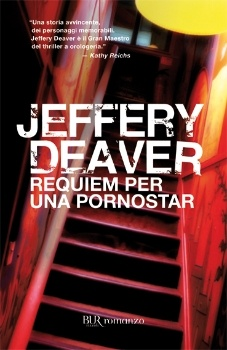 REQUIEM PER UNA PORNOSTAR (Death of a Blue Movie Star) - Rizzoli 2010
