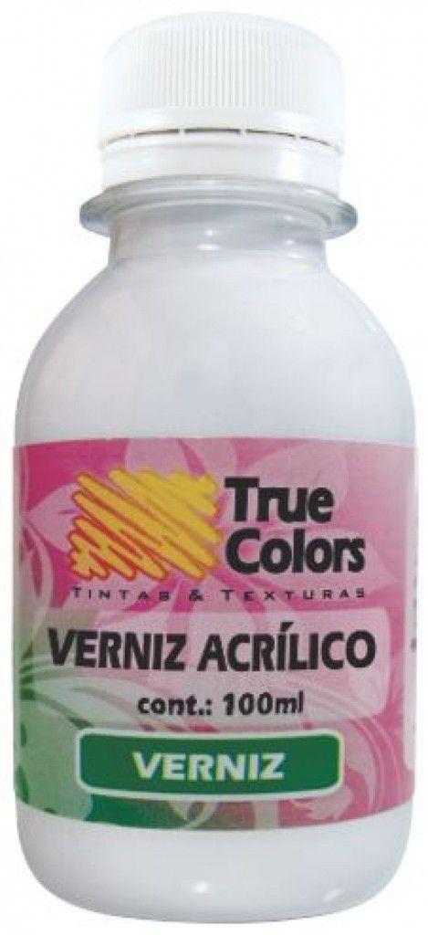 Veja nosso novo produto Verniz Brilhante - True Colors! Se gostar, pode nos ajudar pinando-o em algum de seus painéis :)