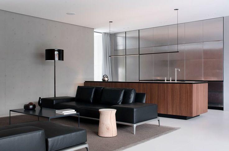 Piano House Interior Design by Line architects  http://mindsparklemag.com/design/piano-house-interior-design/