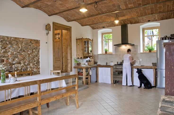 Alchemia spokoju - dom na Śląsku - Kocham wieś