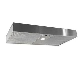 "View the Imperial C2036SD2-NV 36"" Wide Recirculating Range Hood Insert with Air-Ring Fan from the C2000 Collection at Build.com."