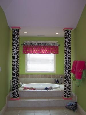 Little girls bathroom.