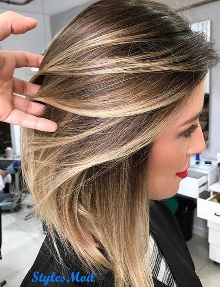 47 Fashionable Winter Hair Color Ideas 2018