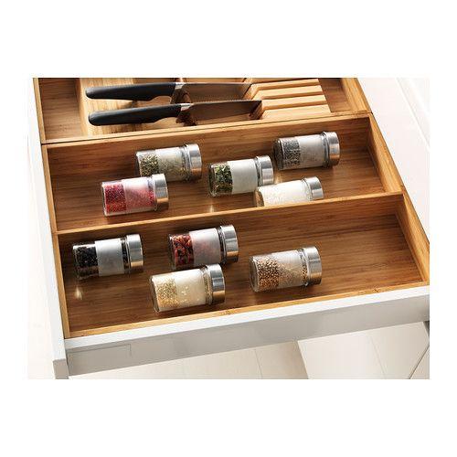 Moderne Küchenutensilien: Kasten Für Küchenutensilien VARIERA Bambus