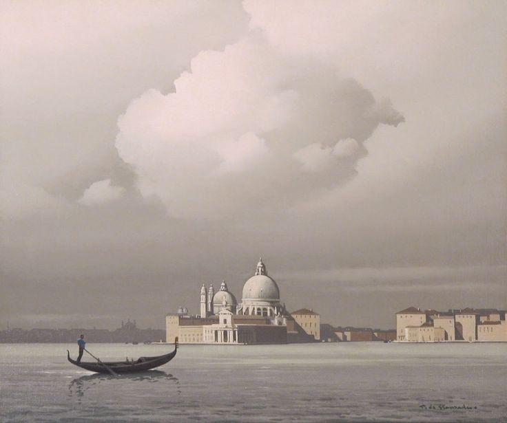 Santa Maria della Salute, Venice Pierre de Clausade (1910-1976)