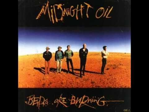 Midnight Oil, Beds are Burning