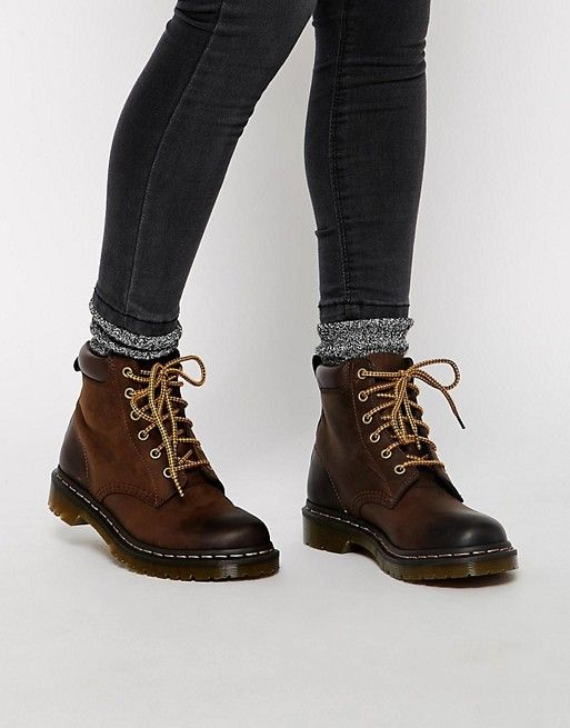 Dr Martens | Dr Martens Core 939 Brown Hiking Boots