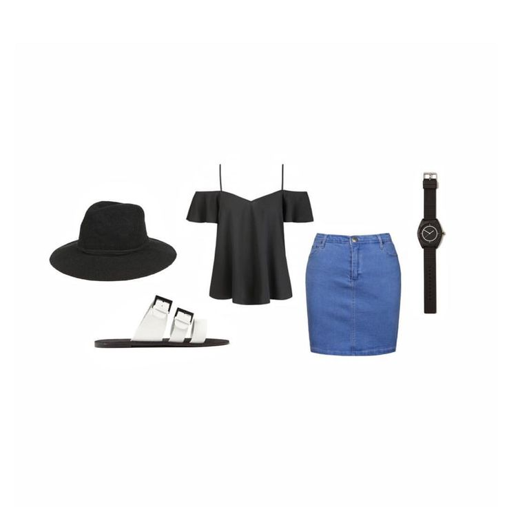 "The Bargain Diaries on Instagram: ""This weeks $100 haul features clothing from @allyfashion and accessories from @rubi_shoes. We absolutely love this look, which can be brought from day to night by swapping out the slides for some heeled sandals or boots, and the hat and watch for a cute little shoulder bag! #fashion #ootd"""