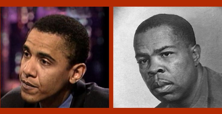 """Frank Marshall Davis is Obama's REAL Father. """"Dream's of my REAL father"""" #obama #FMD #tcot"""