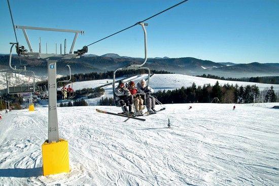 Narty z dzieckiem w Polsce - www.wierchomla.com.pl/stacja-narciarska-zima