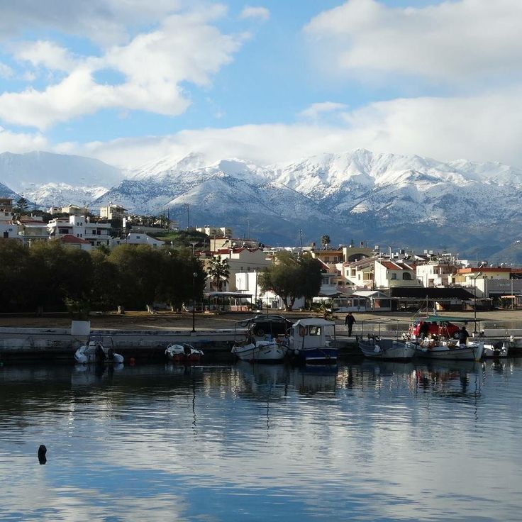#kalives #crete #wintertime By Ann Jennings #beautiful