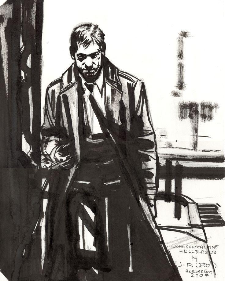 John Constantine - John Paul Leon