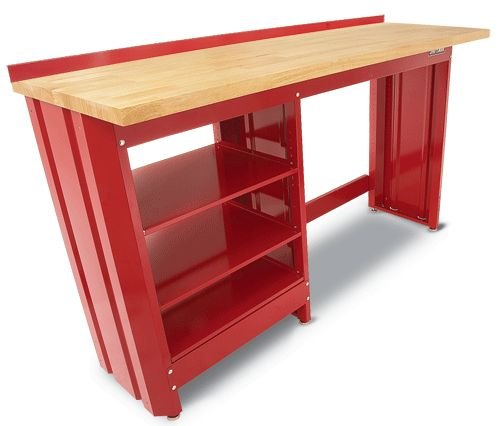 Sears craftsman work bench i want this not just for for Craftsman workshop