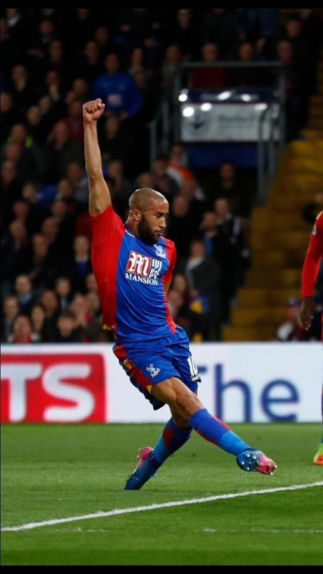 Andros Townsend Scoring Against Arsenal