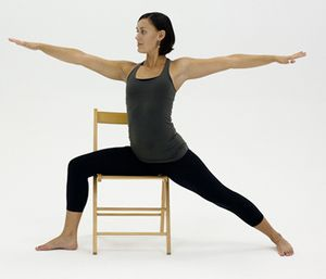 10 yoga poses you can do in a chair  basic yoga poses