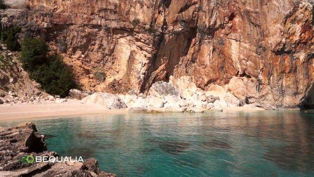 Cala Mariolu - Golfo di Orosei Sardegna  #sardegna #sardinia #video #golfo #orosei #italy