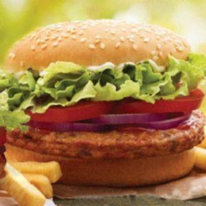 Burger King Veggie Whopper