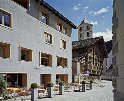 Hotel Alpina, Vals, Switzerland