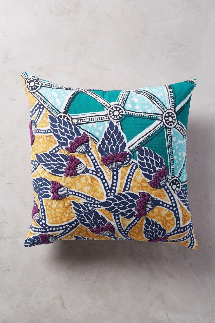 Ceplok Pillow. AnthropologyPillow TalkApartment IdeasCushion ... & 186 best Pillow Talk images on Pinterest | Pillow talk ... pillowsntoast.com