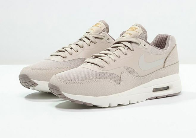 nike - baskets air max 1 essential beige