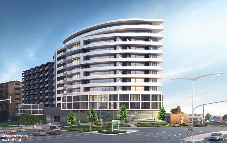 Panorama Apartments, Doncaster Hill http://www.edgearchitectural.com.au/watch-this-space-panorama-apartments-doncaster-hill/ #apartments #Melbourne #architecture #design #inspiration #element #windows #sustainable