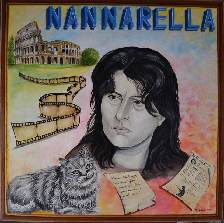 acrilico su tela 100 x 100 2013 autore Natalia Albanese