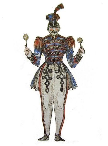 Drummer - Masquerade