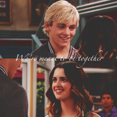 """Me personally, I think they're meant to be together"" - Ross Lynch"