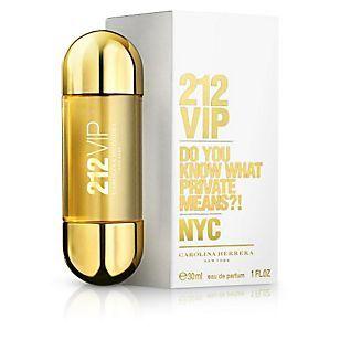 Carolina Herrera Perfume de Mujer 212 VIP Eau de Parfum 30 ml #carolinaherrera #212vip #carolinaherrera212vip #perfume #perfumes #fragrancias #argentina