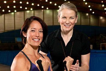 L'entraîneure olympique Lucinda Jagger propose aux lectrices de PS six exercices permettant de se sentir comme une athlète olympique et de le paraître.