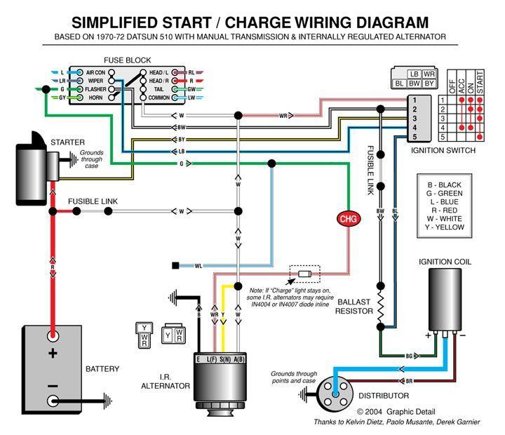 1971 chevy voltage regulator wiring | schematic and wiring diagram in 2020  | automotive electrical, electrical wiring diagram, electrical diagram  pinterest