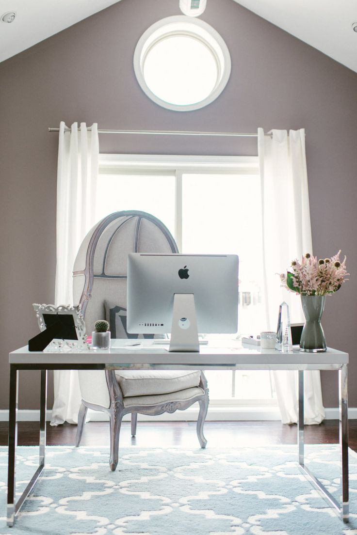 7 Basement Ideas On A Budget Chic Convenience For The Home: A Designer's Chic Home Office