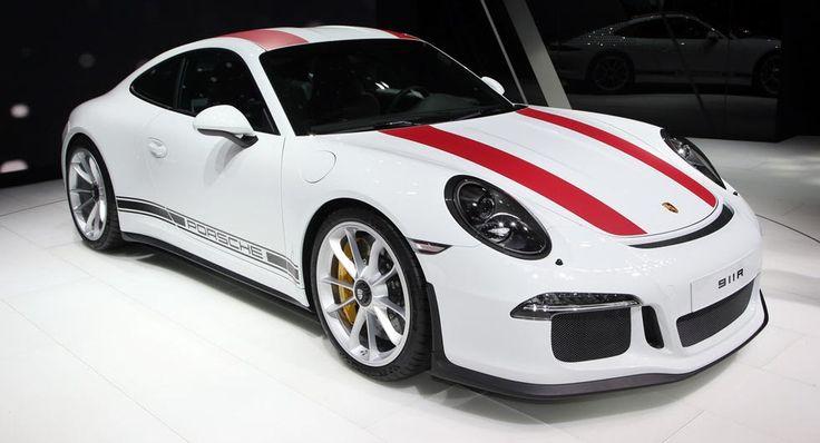 Porsche Boss Doesn't Like Seeing 911 R Being Treated Like A Cash Cow #Porsche #Porsche_911